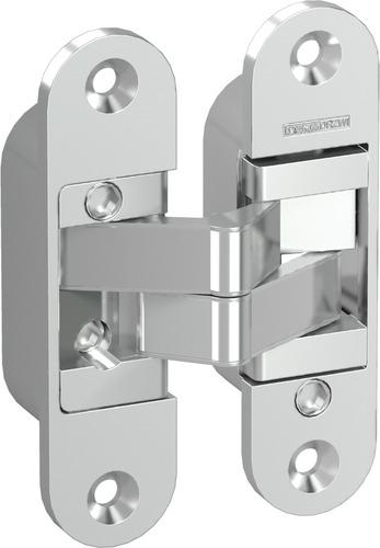 BALAMALE,argintiu 3D