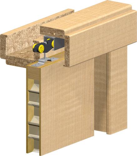Porta System,sistem de glisare