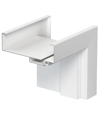 Toc Porta SYSTEM metalic