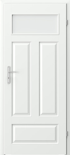 Porta ROYAL,Geam mic